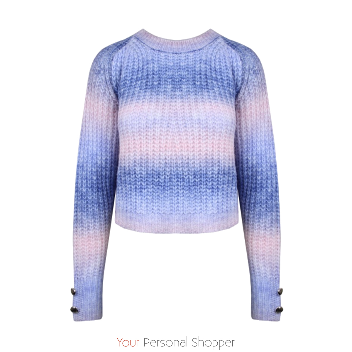 Multi color dames trui Your Personal Shopper